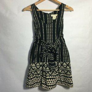 Staring at Stars Urban Outfitters Tie Back Dress